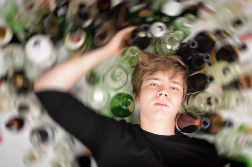 can a person overdose on alcohol