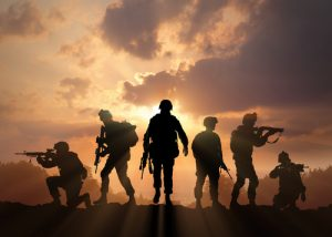 Veterans Suffering from PTSD and Addiction