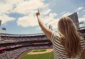Baseball Games without Beer