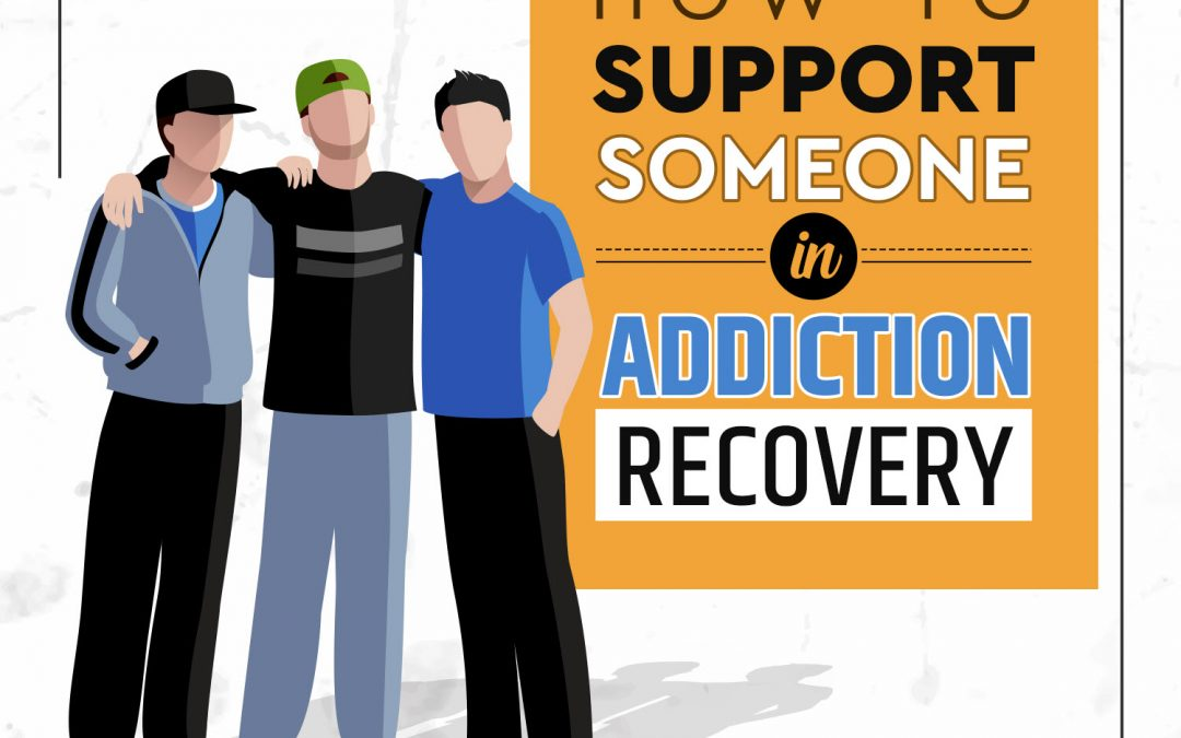 support addiction recovery