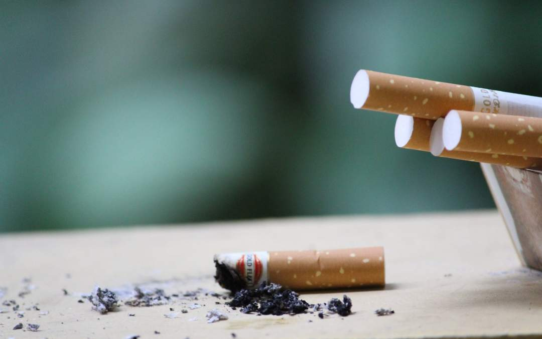 New Study Shows Link Between Smoking and Depression